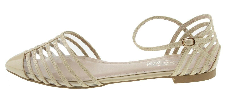 Spot F80160up1 Ankle-Strap Sandal Beige 174563