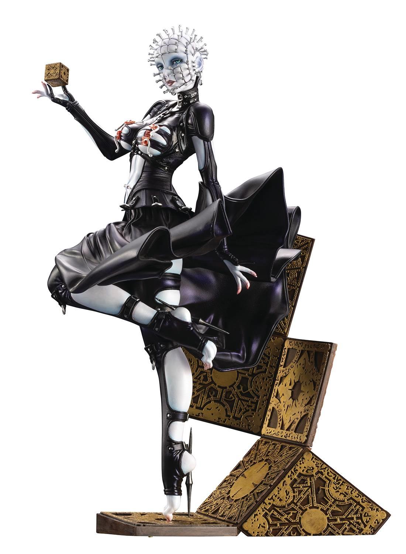 Hellraiser III Hell  on Earth Pinhead Bishoujo Statue cifra from Kotobukiya nuovo  qualità di prima classe
