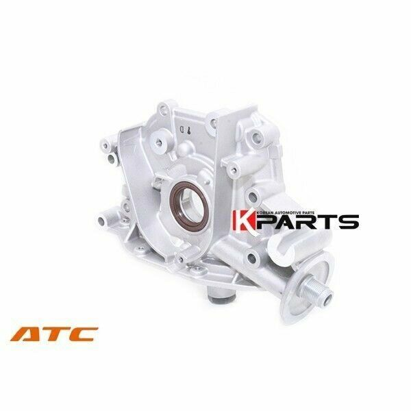 Oil Pump, Hyundai Getz 1.4 / 1.6L