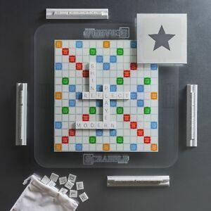 Winning-Solutions-Scrabble-Tempered-Glass-Edition-Board-Game-NEW