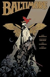 BALTIMORE-GESAMTAUSGABE-HC-1-deutsch-MIKE-MIGNOLA-B-STENBECK-Hellboy-CROSS-CULT