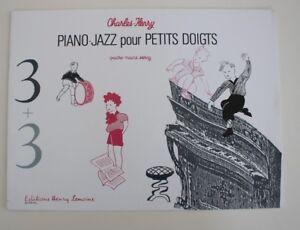 Abverkauf-Noten-Henry-Piano-Jazz-pour-Petits-doigts-Klavier-vierhaendig
