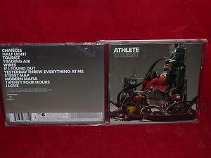 ATHLETE-TOURIST-CD-11-TRACKS-2005-FREE-POST