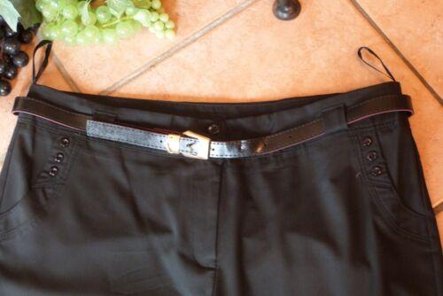 Black New Slim fit cintura 48 Noble Kübra con business Stretch gr Pantaloni wYxSBgx0