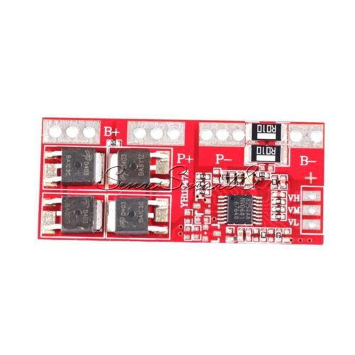 4 S 4//5//15//20//30A 14.8//16.8V Li-ion lithium 18650 Chargeur de batterie protection board