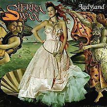 Ladyland-von-Sierra-Swan-CD-Zustand-sehr-gut