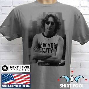 John Lennon New York City T Shirt Ebay