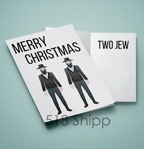 Merry-Christmas-Two-Jew-Humor-Funny-Greeting-Card