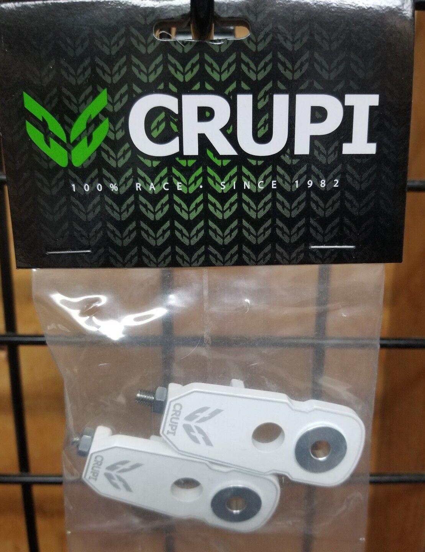 Crupi Solo BMX Chain Tensioner White