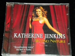 Katherine-Jenkins-Second-Nature-Album-CD-2004-15-Excellents-Titres
