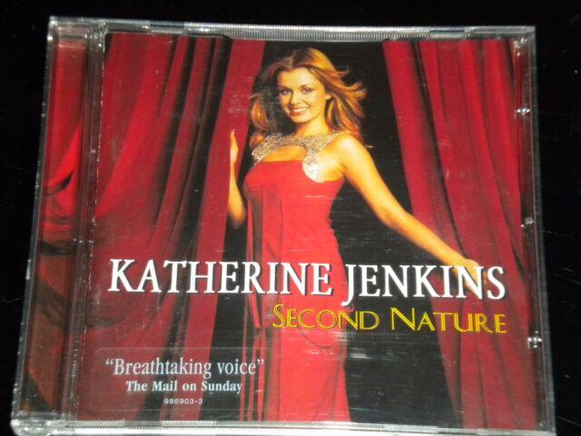 Katherine Jenkins - Second Nature - Album CD - 2004 - 15 Excellents Titres