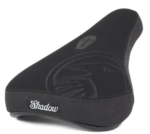 SHADOW CONSPIRACY CROW MID PIVOTAL SEAT BMX BIKE FIT HARO SE CULT SUBROSA BLACK