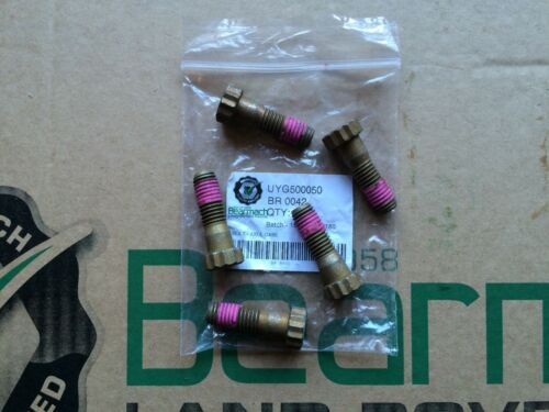 Bearmach Land Rover Discovery 1 Front Axle Swivel Housing Bolts UYG500050 BR0042