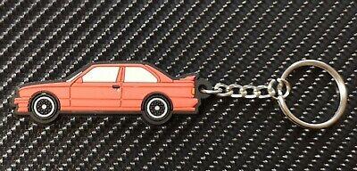 Bmw E30 M3 Schlüsselanhänger Rot Online Shop