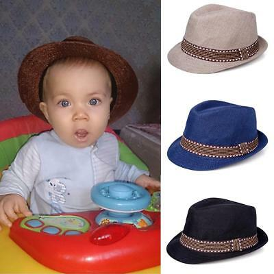Baby Jazz Cap Bucket Sun Cap Summer Unisex Hat For Girls Boys Hat SC02