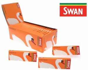 Swan-Liquorice-Cigarette-Regular-Standard-Rolling-Papers-Multiple-Listing