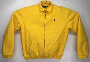 Ralph Details Yellow About Vintage 90s Xl Insulated Coat Jacket Women Fleece Lined Polo Lauren 8PZNnwOkX0