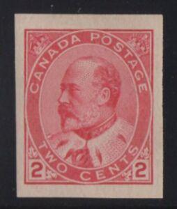 MOTON114-90a-Edward-VII-2c-imperf-Canada-mint