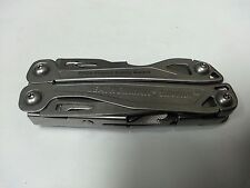 Leatherman Sidekick Multi Tool Knife Pliers Pocket Clip Screwdrivers Cutters Saw