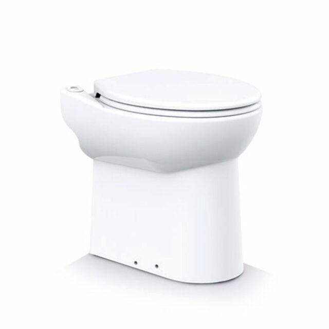 WC con Trituratore Integrato SFA Sanitrit Sanicompact 43 Silence CPT43LS