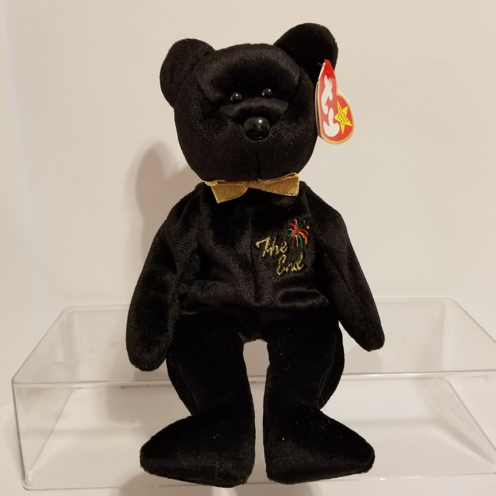 Ty Beanie Baby  The End  Retired 1999 Mint Condition w  Hang Tag