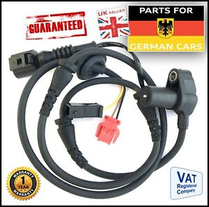 Details about VW Passat (B5) Front Left or Right ABS Wheel Speed Sensor  4B0927803B (00'- 06')
