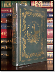 Wicked ✎SIGNED✎ by GREGORY MAGUIRE Sealed Easton Press Leather Bound Hardback