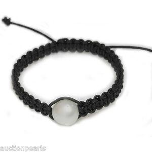 South-Sea-Pearl-Bracelet-Macrame-Shamballa-Adjustable-14-mm