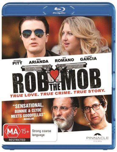 1 of 1 - Rob The Mob (Blu-ray, 2015)