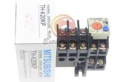 1PCS Mitsubishi NEW Thermal Overload Relay TH-K20KP 24-34A