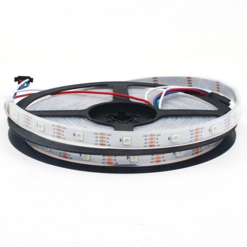 WS2812B LED Streifen 5m WS2813 RGB Licht SMD 5050 Individuell Adressierbar 5V DE