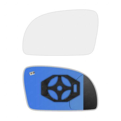 Izquierda asphärisch cristal espejo Indutherm para Volkswagen New Beetle 1998-2002