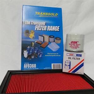 Filter-Service-KIT-OIL-Z445-amp-Air-A360-NISSAN-X-TRAIL-XTRAIL-X-TRAIL-T30-QR25DE