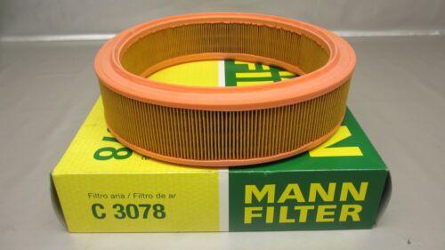 Mann-Filter Filtre à air C 3078 FIAT PUNTO DOBLO cargo LANCIA Y Zastava #51//a33