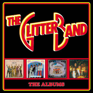 The-Glitter-Band-The-Albums-CD-Deluxe-Box-Set-4-discs-2016-NEW