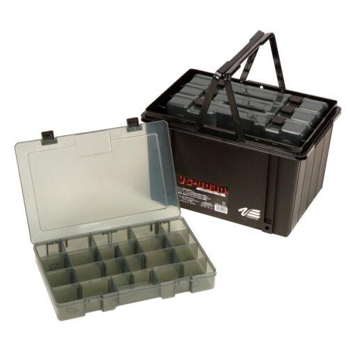 Meiho Box vs-9030 Köderbox 37,8x25, 0x23, 0 cm Pêcher Angelbox ANGEL Accessoires