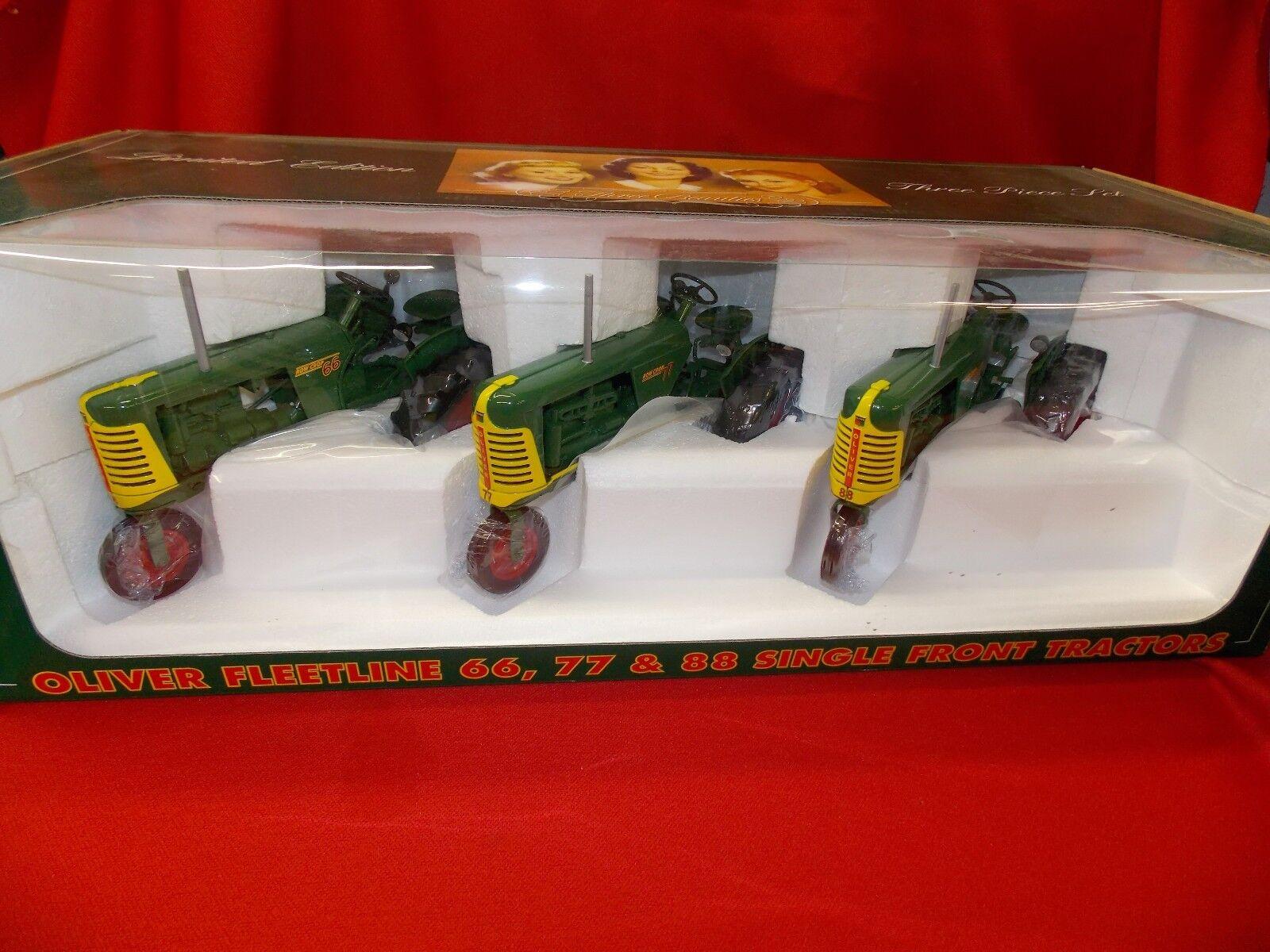 promocionales de incentivo Speccast Oliver 66 77 88 3 1 16 Edición Edición Edición Limitada bellezas. conjunto de tractor cultivo fila  despacho de tienda