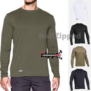 Details about Under Armour UA TECH TACTICAL T-Shirt Men's 1248196 LONG  SLEEVE Shirt