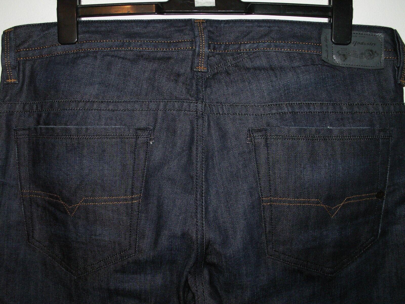 DIESEL THAVAR SLIM-SKINNY FIT JEANS 0842N W36 L32 (4833)  sale