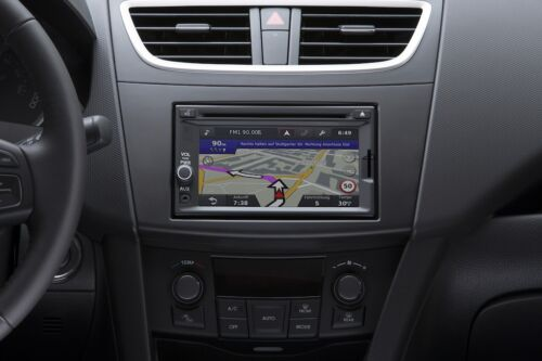 NEW Genuine Suzuki SWIFT 2011-2016 Stereo Radio Surround Facia Fascia Panel Trim