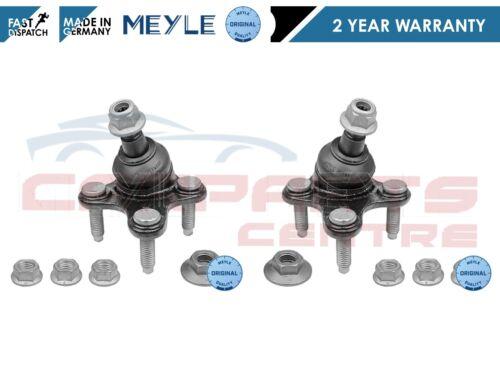 VW Caddy Delantero 2 HD Antiroll Bar Estabilizador insertes vínculos 2 articulaciones bola Inferior Meyle