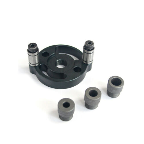 Self-centering 6 8 10mm Dowel Wood Panel Puncher Hole Locator Beech Cen Jig