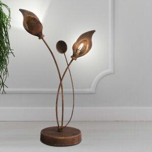 Design Tisch Lampe Arbeits Gäste Zimmer Steh Leuchte Wohnraum Stand Strahler