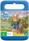 Peter Rabbit - Rabbit And Squirrel Great Adventure (DVD, 2015)