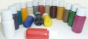Leather-Dye-Stain-Pigment-Paint-SINGLE-Colour-CAR-SOFA-OVER-2000-happy-customers