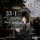 33+1: Beethoven, Hagen (CD, Nov-2015, Simax)
