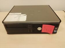 Dell Optiplex 380 Desktop Core2Duo E7500 2GB DDR3 80GB HDD DVD-RW VGA RS232