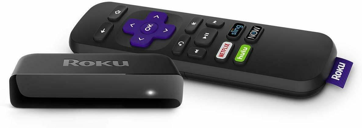 3920XB proximitystore Roku Premiere | HD/4K/HDR Streaming Media Player, includes HDMI Cable