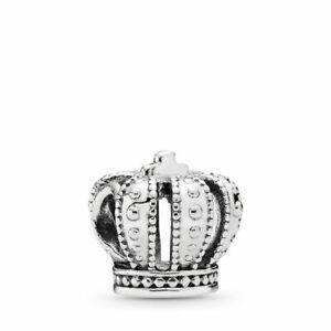 charm pandora originale corona