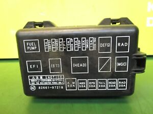 Daihatsu Fourtrak Fuse Box - Wiring Diagram K8 on